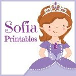 FREE Sofia the First Printables Pack