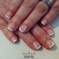 Color y Piel Nails, Beauty, Color, Ring Finger, Nailed It, Nail Art, Gel Nails, Finger Nails, Ongles