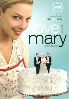 Love and Mary - a corky romantic comedy. Watch it via Netflix. #tripledogdare