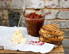 Easy tomato chutney - Made this already and i can't stop eating it :0