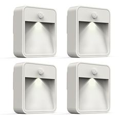 dodocool LED Night Light with Motion Sensor Auto On/Off Battery Powered Indoor Lamp Stick Anywhere [4 in 1 Pack] Reviews - http://bestmetaldetector.co/dodocool-led-night-light-with-motion-sensor-auto-onoff-battery-powered-indoor-lamp-stick-anywhere-4-in-1-pack-reviews/