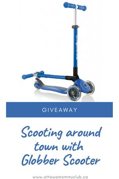 Are you looking for a fun outdoor activity for your kids? Check out our review of the Globber Scooter Primo foldable model with lights! #kids #scooter #giveaway #toys Fun Outdoor Activities, Outdoor Fun, Kid Check, Kids Scooter, Boys Like, Toys R Us, Deck Design, Ottawa, Giveaways