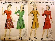 WeSewRetro.com — Vintage Patterns Vintage Fabric Vintage Style — Page 355