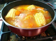 Mexican Chicken Soup   Caldo de Pollo recipe