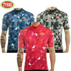 TVSSS 2017 Cycling Jersey Men  Mtb Bicycle Pro Cycling Jersey