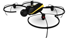 Drones are a seemingly everywhere at CES, but senseFly's sensor-laden eXom commercial quadcopter really caught our eye. Why's that? Well, for starters it