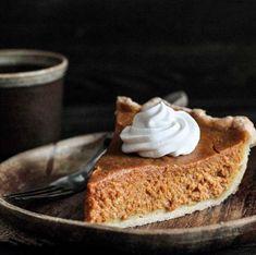 Pumpkin Pie (Dairy-Free) | Pastry Affair Thanksgiving Nails, Thanksgiving Tablescapes, Thanksgiving Feast, Thanksgiving Recipes, Dairy Free, Pie, Pumpkin, Baking, Ethnic Recipes