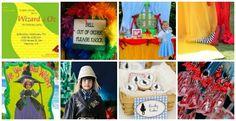 Festa a tema Mago di Oz