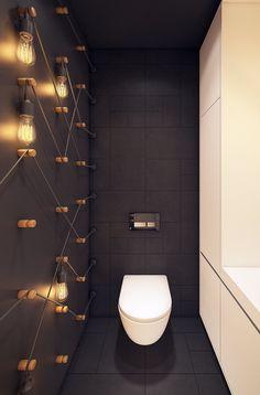 COCOON toilet room design | toiletroom design inspiration bycocoon.com | modern high end stainless steel bathroom taps | bathroom design | renovations | interior design | villa design | hotel design | Dutch Designer Brand COCOON