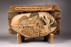 relief carving   group relief carving 1st in class scene other than nature david paul ...