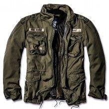 Army moška zimska jakna M65 Giant