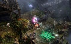 Grim Dawn: Victorian era, fantasy action role-playing from the lead gameplay designer of TITAN QUEST!