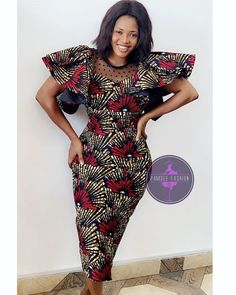 latest ankara styles 2019 for ladies,latest ankara long gown styles 2019 for ladies,unique ankara dresses 2019 latest ovation ankara styles,latest ankara short gown ankara gown styles ankara short gown styles latest an African Fashion Ankara, Latest African Fashion Dresses, African Print Fashion, Nigerian Fashion, Africa Fashion, African Prints, African Style, African Fabric, Short African Dresses