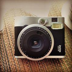 My new instax!!  Fujifilm instax mini 90.