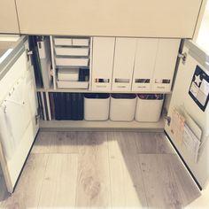 デッドスペースを徹底活用!「扉裏」の収納テクニック10選 | RoomClip mag | 暮らしとインテリアのwebマガジン
