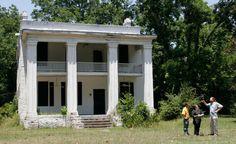 Kahdeksan amerikkalaista aavekaupunkia, Cahawba, Alabama