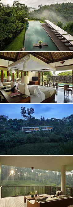 Op een rustige ligging, hoog boven de rivier Ayung, op Bali ligt het luxe vijfsterren Alila Ubud. In dit resort staan luxe en ontspanning centraal. De faciliteiten, maar ook de service, zijn hier helemaal op ingespeeld.