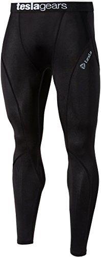 26fdb0b71b0f TM-P16-BLK X-Small Tesla New Men s Cool Compression Pants Tights Leggings  Capri