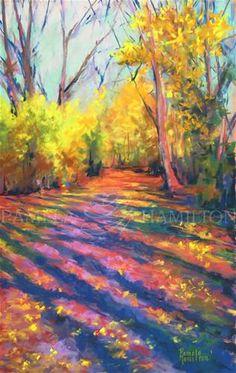 "Daily Paintworks - ""Kaleidoscope"" - Original Fine Art for Sale - © Pamela Hamilton"