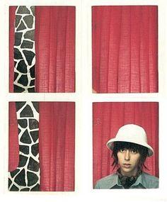 Photo booth safari.