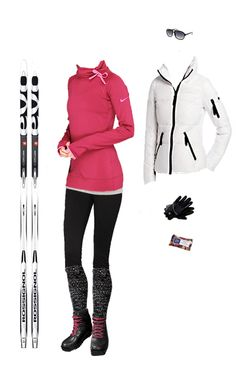 EmilyStyle: What to Wear: Cross Country Skiing