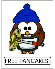 Join us for our Winter Orientation event: Wed Jan 8, from 8:30-11am, at the Faculty Club for FREE PANCAKES!!! All UTGSU members welcome.
