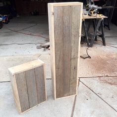 An end table and console table set is coming together this week. Thinking of hairpin legs - what do you think? . . .  #LLC #legacy #reclaimed #barnwood #repurposed #build #woodworking #hairpin #table #interiordesign #design #handcrafted #oldwood #reclaimedwood #design #reclaimedlumber #custom #sustainable #wood #salvagedwood #salvaged #handcrafted #maker #builder #bespoke #woodart #dowoodworking #woodworkforall #bestIGwoodworking #FDOI