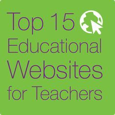 Mimio gives you the top 15 educational websites, everything from science to