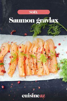 Une recette facile pour préparer du saumon gravlax pour les repas de Noël. #recette#cuisine#saumon#saumongravlax #noel#fete#findannee #fetesdefindannee