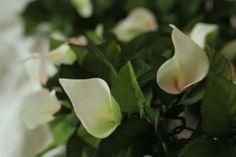 Silk Calla Lily Garlands $30