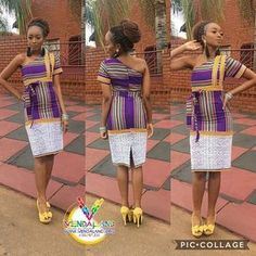 African Print Fashion, African Prints, Venda Traditional Attire, Wedding Outfits, Weeding, African Dress, Dress Codes, Inspirational, Photo And Video