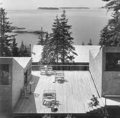 Haystack Mountain School of Crafts is an international craft school located on the Atlantic Ocean in Deer Isle, Maine. The campus was designed in 1960 by noted architect Edward Larrabee Barnes and …