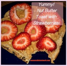 One of my biggest addictions is peanut butter/almond butter - this snack is the best and is great pre-workout fuel.