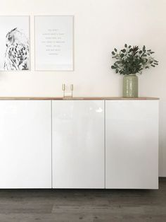 Ikea Hack: Metod wall unit as a sideboard. Don't we all love Ikea hacks? Here s … – Kitchen Furniture Storage Ikea Storage Cabinets, Kitchen Storage, Cocina Diy, Ikea Organization, Ikea Hack Kitchen, Kitchen Cupboards, Kitchen Furniture, Home, Sideboard Ikea