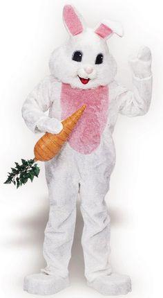 Premium Rabbit Adult Costume - Standard
