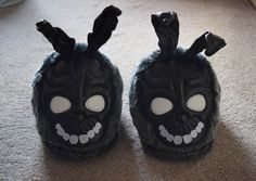 Donnie Darko Inspired Frank Slippers