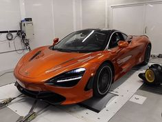 The McLaren 720S Is Way More Powerful Than Anyone Imagined