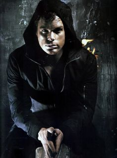 michael c hall...I don't know what makes him more attractive. His voice or the fact that deep down he might actually be deadly..