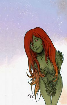 Poison Ivy by edi