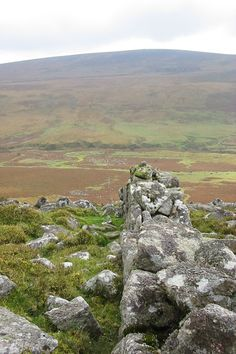 Dartmoor, Devon. One of my favourite places to be.