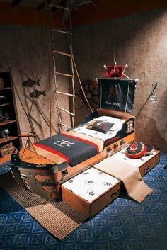 Chambre d'enfant de style Éclectique