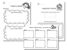 Women's History Month Common Core for Kindergarten and 1st Grade!