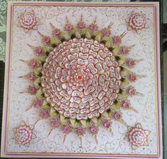 Decoupage Printables, Calligraphy Art, Islamic Art, Paper Mache, Beautiful Pictures, Crafts, Allah, Mandalas, Papier Mache