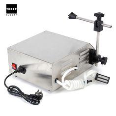 New 220V 2-3500ml Accuracy Digital Liquid Mineral Water Filling Machine LCD Display Perfume Drink Water Milk Filling Machine