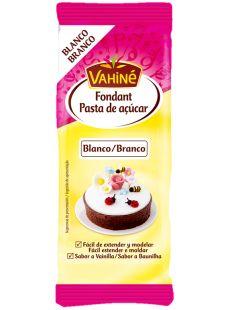 Pasta de Açúcar Branca - 250г    1680 KJ / 401 Kcal Proteínas: 5 g Hidratos de carbono: 88 g Lípidos: 88 g