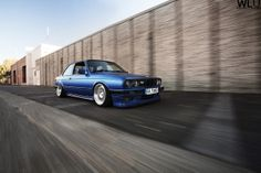 CATuned Estoril Blue e30 | Flickr - Photo Sharing!