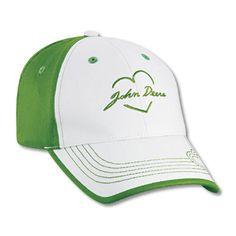 John Deere heart hat.