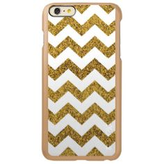 1 Gold Chevron Glitter Zig Zag Pattern Graphic Art Incipio Feather® Shine iPhone 6 Plus Case. See Personalized, unique gold iPhone 6 Plus Cases http://www.zazzle.com/cuteiphone6cases/gold+iphone+6+plus+cases?ps=120&qs=gold%20iphone%206%20plus%20cases&dp=252519169581922263&pg=2&rf=238478323816001889&tc=GoldiPhone6PlusCases #GoldiPhone6PlusCase #iPhone6Plus #iPhone6PlusCase