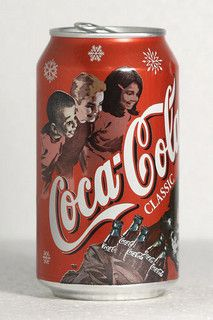 2000 Coca-Cola Classic USA Christmas