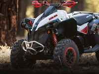 New 2016 Can-Am Renegade X mr 1000R ATVs For Sale in Tennessee. ENGINEERED FOR MUD RIDINGThe Renegade X mr is the most powerful mud ready ATV on the market. Specifically designed to take on the toughest mud holes, the Renegade X mr comes straight from the showroom with numerous factory installed accessories.Features may include:ROTAX SNORKELED V-TWIN ENGINE WITH RELOCATED CVT INTAKE AND OUTLETCATEGORY-LEADING PERFORMANCEThe most powerful mudding ATV engine is in the Renegade X mr 1000R. Fed…